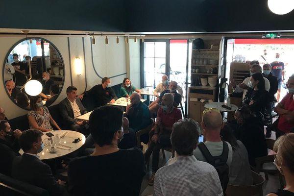 Réunion de crise des restaurateurs de Nice ce jeudi après l'annonce de leur fermeture à partir de 22h
