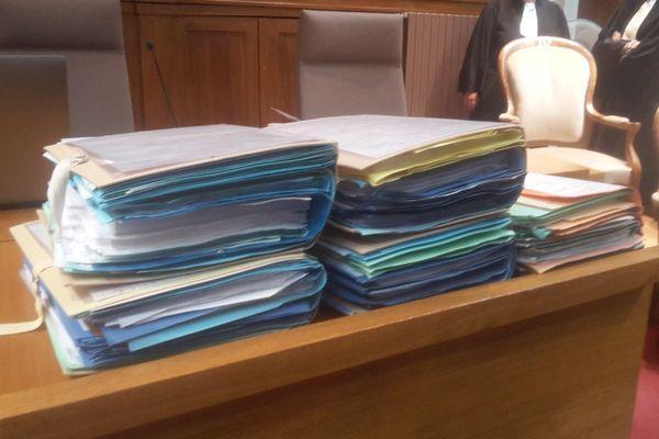Le dossier de l'affaire Chloé aux assises du Gard - 13 juin 2016