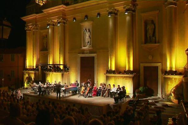 le 71ème festival de musique classique de Menton commencera ce samedi dans des conditions particulières en raison du risque lié au Covid.