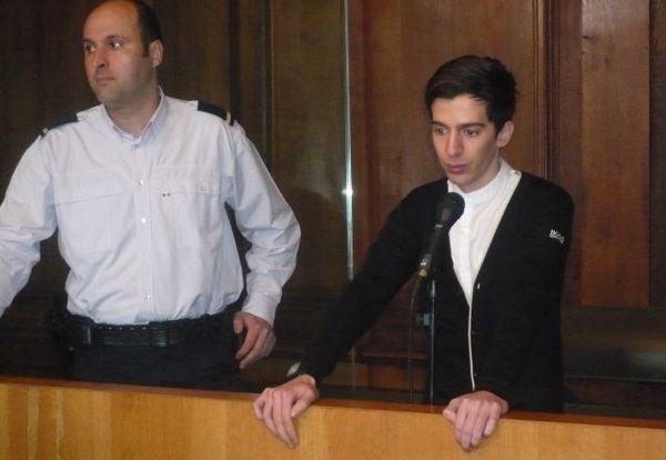 Yacine Sid devant la cour d'assises