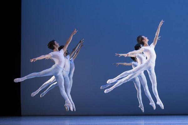 """L'Académie de la Princesse Grace est née en 1975 et fait désormais partie de la même structure que la compagnie des ballets de Monte-Carlo. Elle participe à """"culture et vous à Monaco"""", une initiative née pour que la culture perdure malgré la crise sanitaire."""