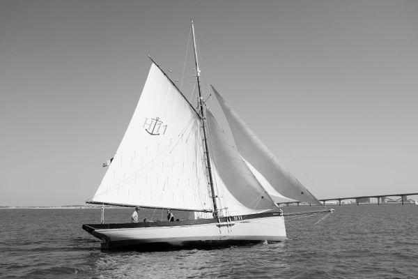 Girl Joyce, le jour de son arrivée à La Rochelle