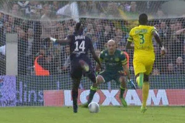 Le Bordeaux de Diabaté avait tout raté lors de son dernier match dominical à 14 heures face à Nantes (0-3)