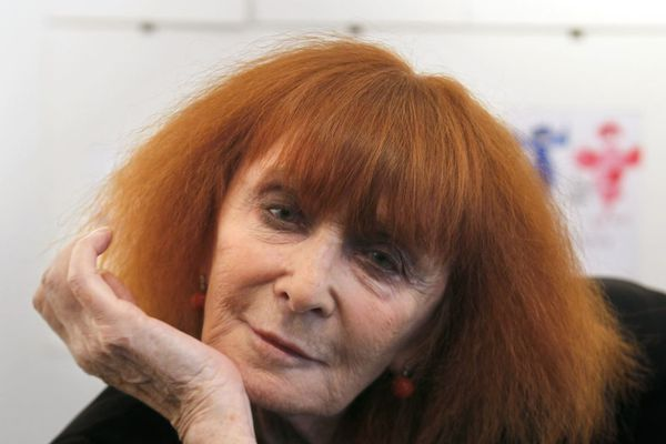 Sonia Rykiel en 2010.