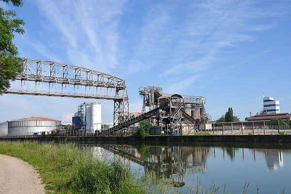 L'usine Solvay de Dole a été fondée en 1930.