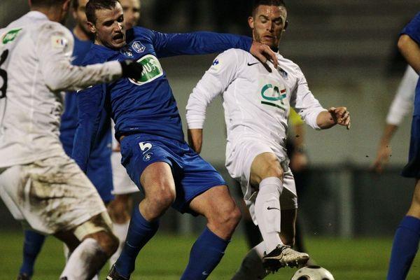 Vainqueur de Niort au huitième tour, le Stade Bordelais veut récidiver contre une autre équipe de Ligue 2, Lens.
