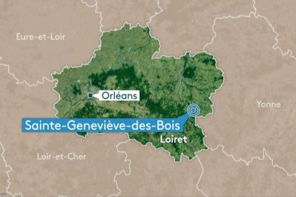Sainte-Geneviève-des-Bois, Loiret
