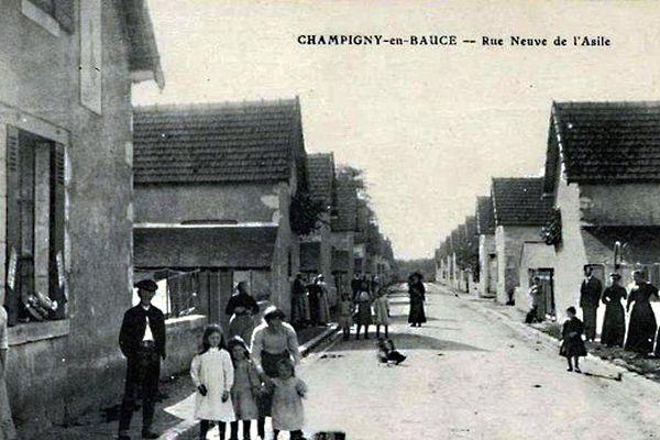 Champigny-en-Beauce rue Neuve de l'asile