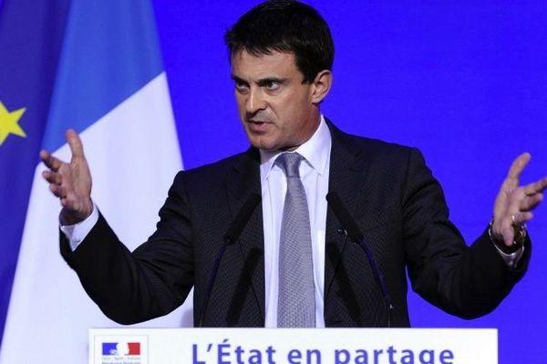 Valls s'est toujours rêvé en Clemenceau à l'intérieur.
