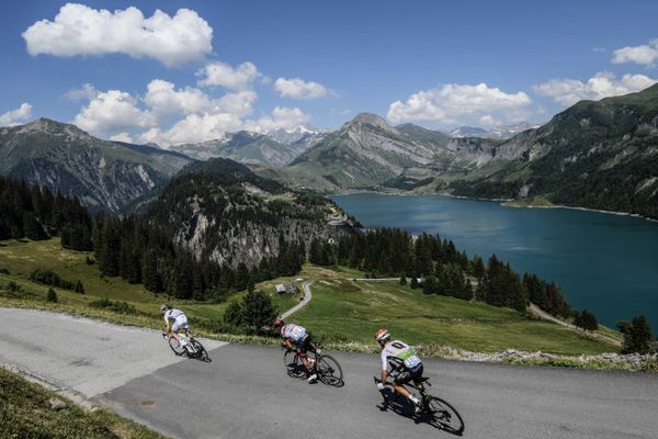 Comme en 2018, le peloton du Tour de France passera au Cormet de Roselend.