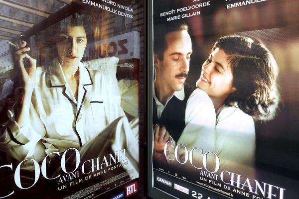 Coco avant Chanel, l'un des (nombreux) film à avoir choisi notre région pour décor.