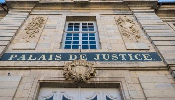 Le Palais de Justice de Vesoul