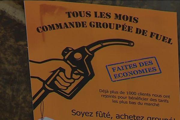 Economiz permet de faire baisser de 10 à 12 centimes le prix du litre de fioul