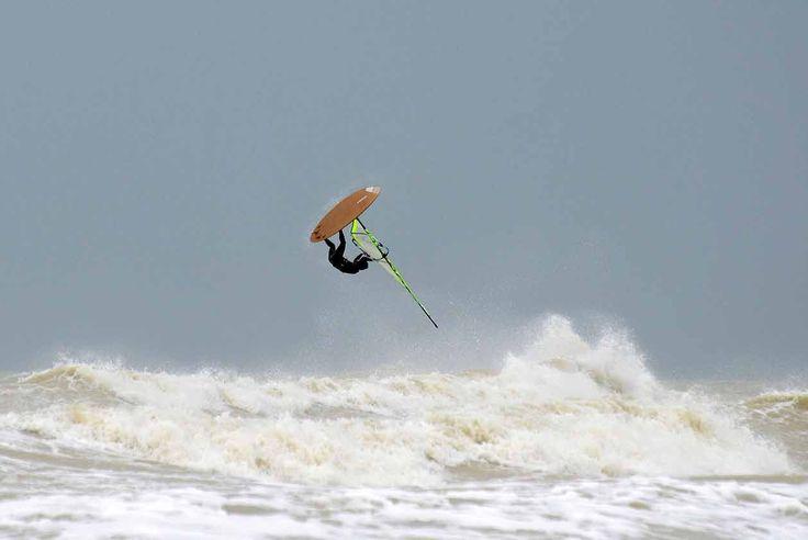 De Grands Spots De Windsurf En Normandie
