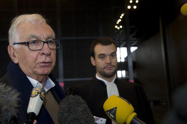 Alain Mustière , président des Ailes pour l'Ouest, a déposé plainte contre X pour entrave à la liberté du travail et menaces
