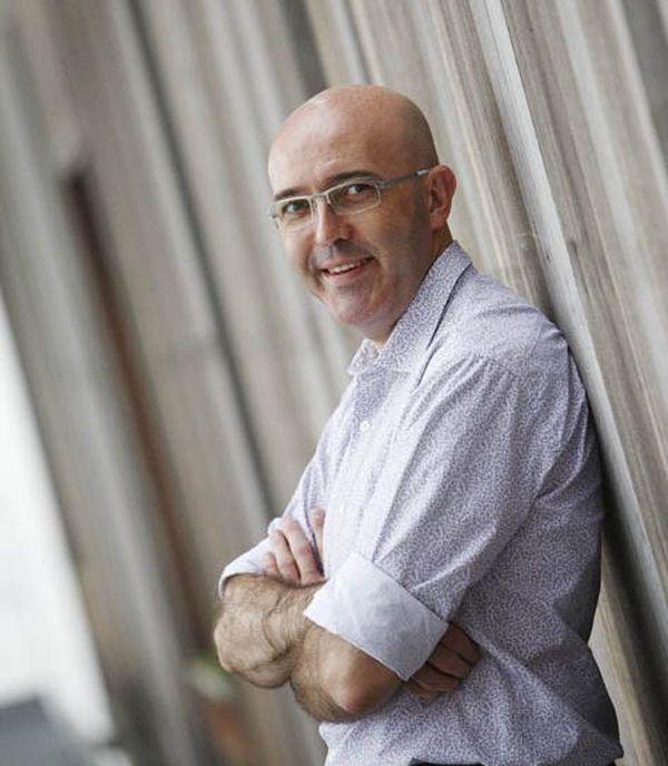 Franck Bequer, directeur de La Coursive (La Rochelle)