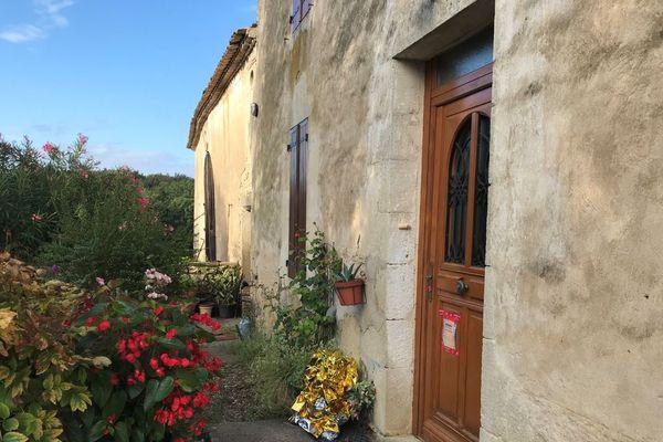Caumont en Gironde : le lieu du drame