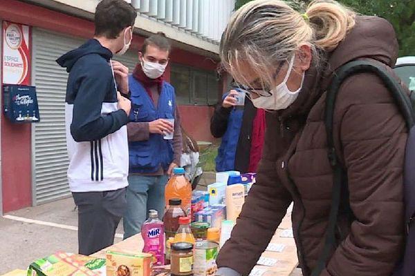 Montpellier - l'épidémie fait bondir la précarité étudiante