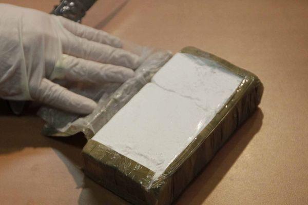 11 kilo d'héroïne saisis