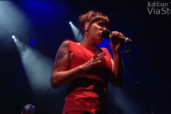 20/07/2014 - Nuits de la guitare, Beth Hart enflamme Patrimonio
