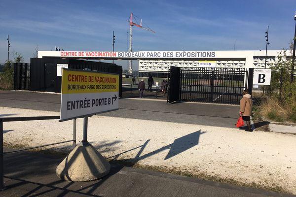 Dès le 10 avril, le vaccinodrome du Parc des Expositions de Bordeaux-Lac pourra vacciner 1500 personnes chaque jour.
