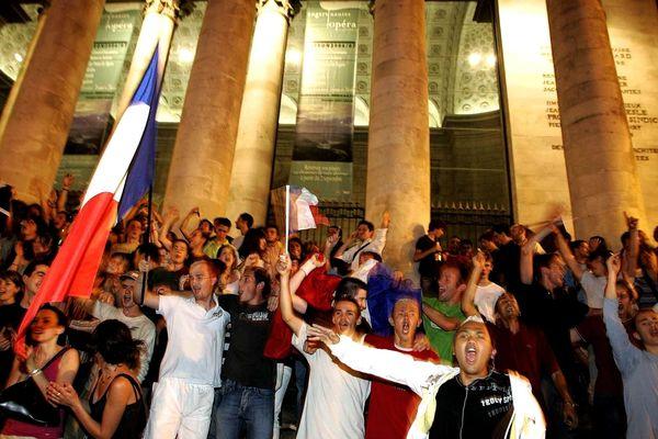 L'ambiance des grands soirs pendant le Mondial de 2006