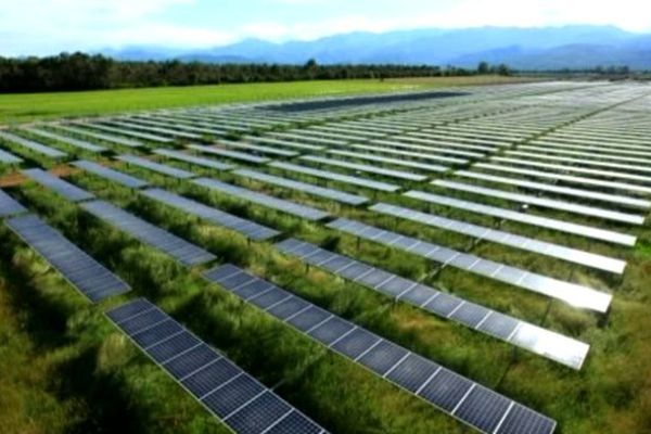 Projet de centrale photovoltaïque ZAC de la Montane à Tulle