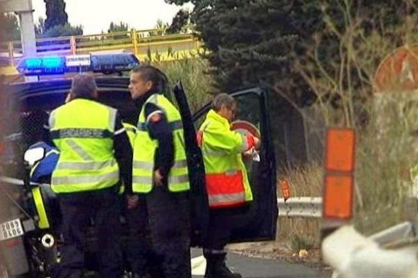 Archives - les gendarmes en intervention après un accident.