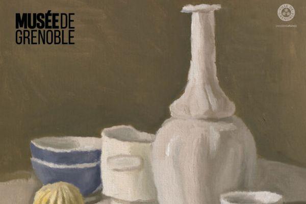 exposition Giorgio Morandi au musée de Grenoble