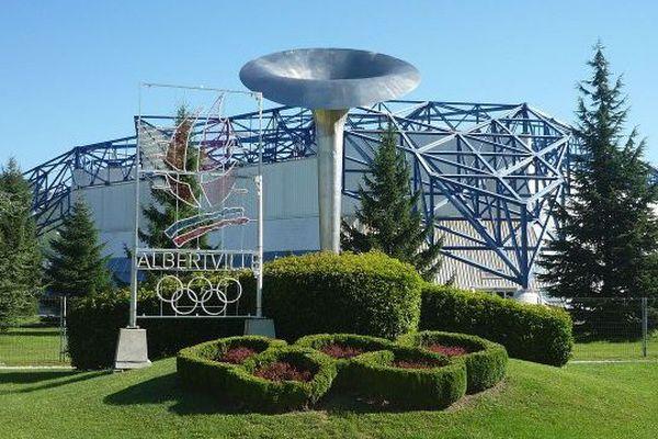 Hall Olympique d'Albertville