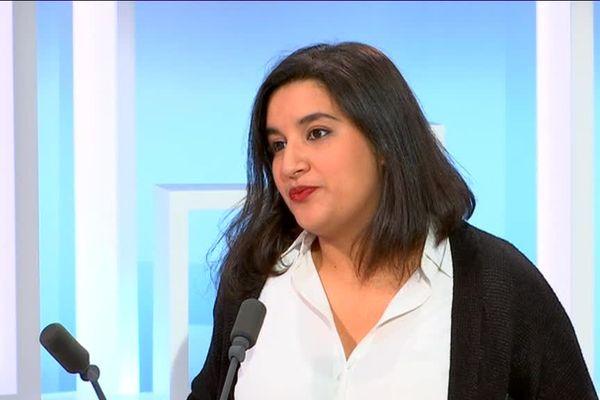 Nassira El Moaddem était l'invitée du JT de Rebecca Benbourek le 17 octobre.