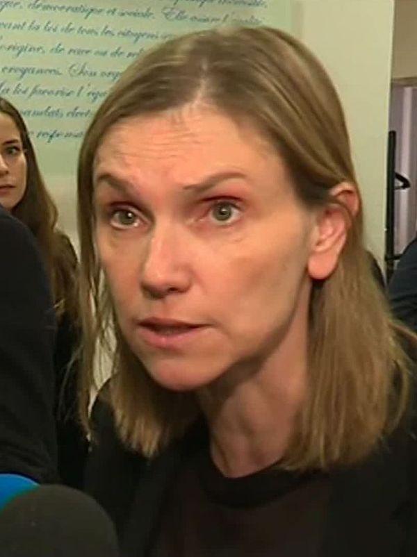 Agnès Pannier-Runacher, secrétaire d'Etat auprès du ministre de l'Economie et des Finances.