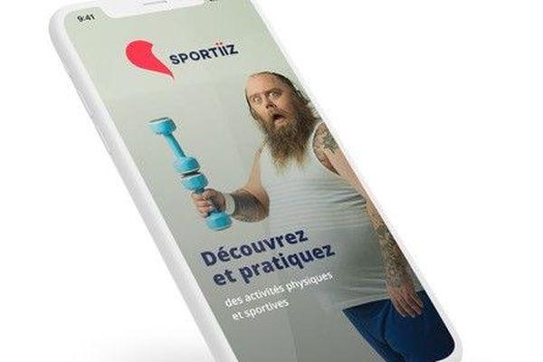 Sportiiz est une application pour faciliter le sport en entreprise, née à Clermont-Ferrand.