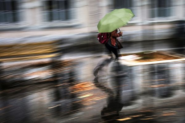 Il a beaucoup plu dans le Puy-de-Dôme au mois de mai. A Clermont-Ferrand, par exemple, 102 mm de pluie sont tombés alors que les normales de saison prévoient 77 mm. Le record de ce mois de mai 2018 est à Saint-Germain-l'Herm, au sud du département, où 199 mm de pluie ont été enregistrés, contre 121 mm en temps normal.