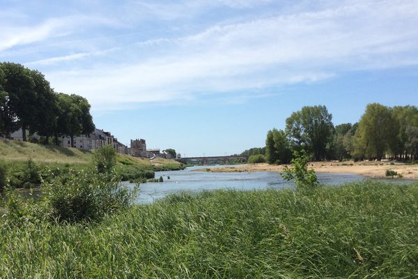 À Orléans comme ailleurs, le ciel bleu sera présent toute la journée sur la région. (Illustration)