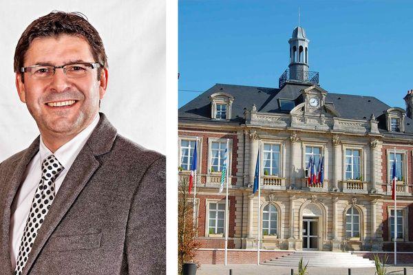 Laurent Grelaud a été réélu dès le premier tour à Bonsecours (Seine-Maritime) avec 54,65% des voix.
