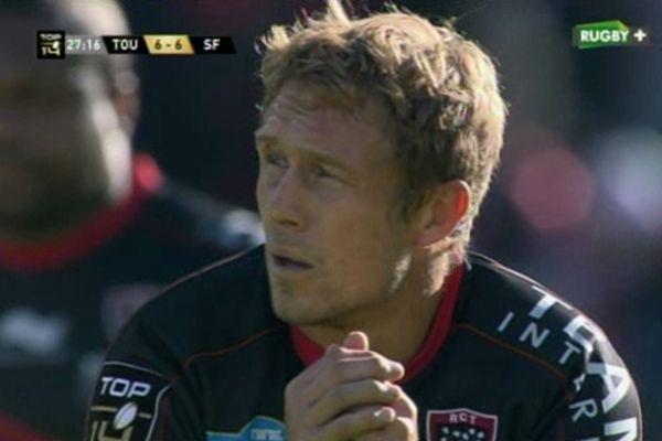 L'homme du match, Jonny Wilkinson a inscrit les 24 points