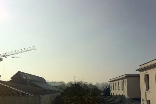 Caen, mercredi 20 février 2013