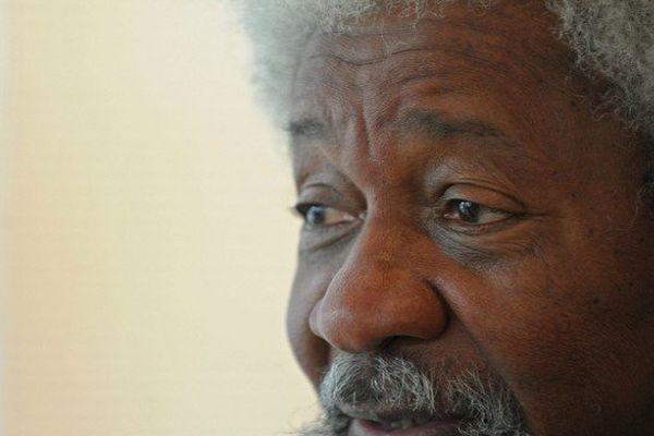Le prix Nobel Wole Soyinka a 80 ans