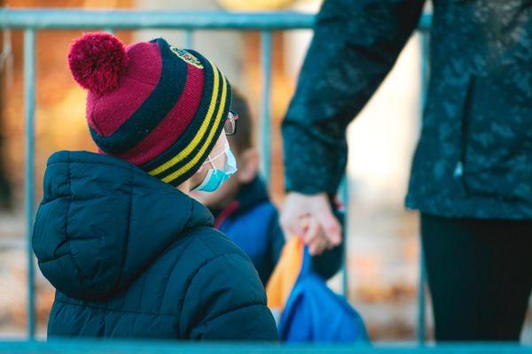 Illustration. L'école de Contat-Sur-Vienne a dû fermer trois de ses classes ce jeudi 12 novembre suite à des cas positifs au coronavirus.