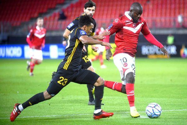 Valenciennes n'a pas retrouvé la folie de son match contre Toulouse