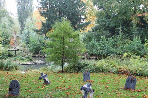 Le Zoo d'Amiens aux couleurs d'Halloween