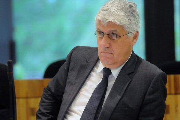 Philippe Martin largement réélu dans son canton de Baïse-Armagnac.