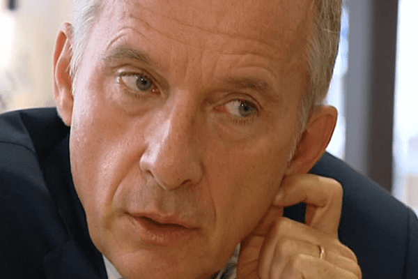 F3 Limousin - Bernard Combes, actuel maire PS de Tulle