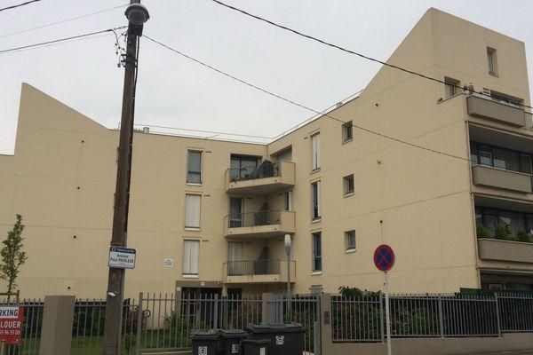 La résidence Paul-Painlevé, à Villeneuve-le-Roi, dans le Val-de-Marne.