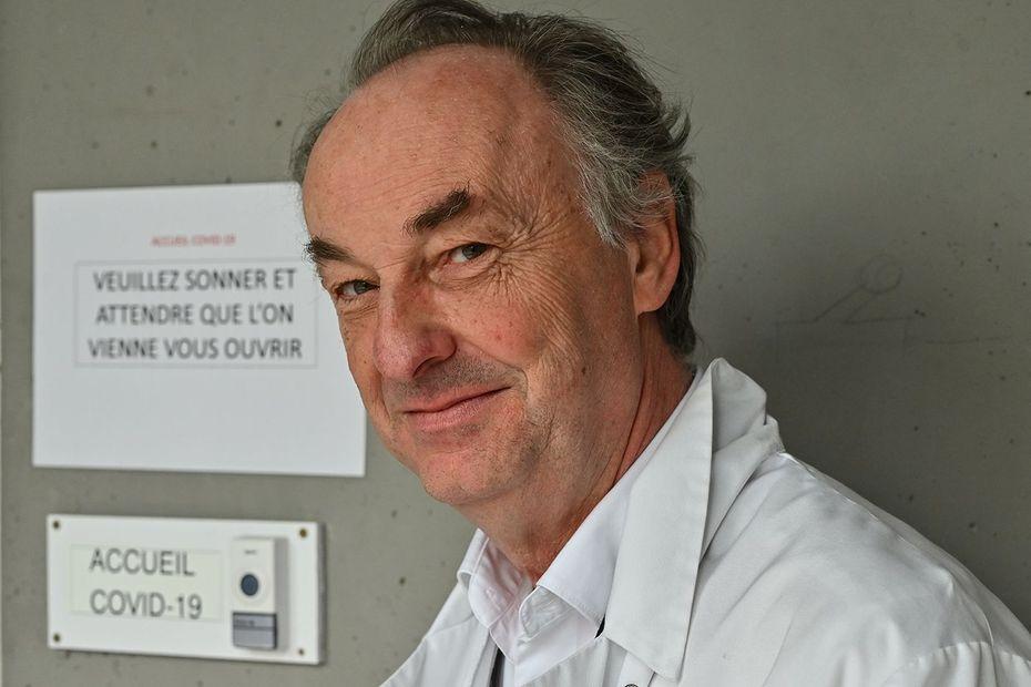 """Covid-19. Pour le virologue Bruno Lina : """"attendre deux à trois ans pour qu'on dise que c'est un mauvais souvenir"""""""