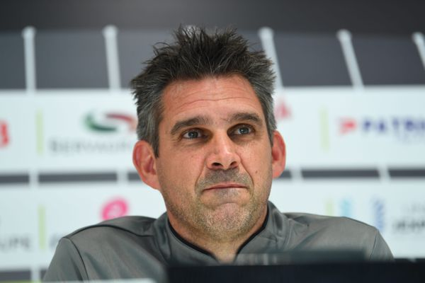 Jocelyn Gourvennec, nouvel entraîneur du Losc.