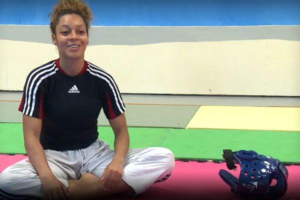 Magda Wiet-Hénin en route pour l'or olympique