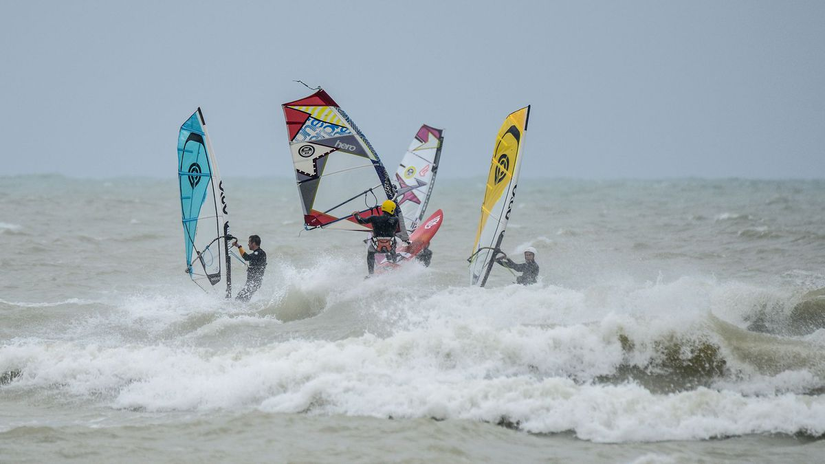 De Grands Spots De Windsurf En Normandie