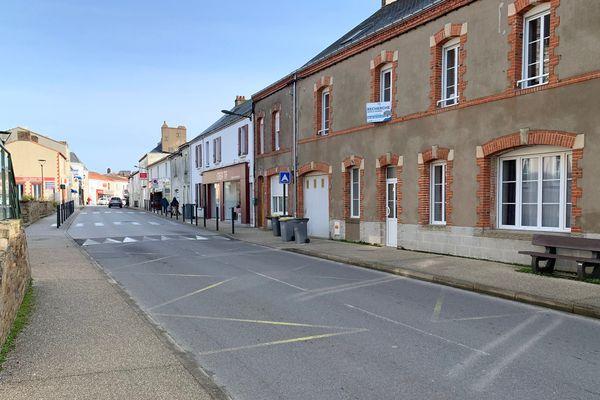 A Sainte-Pazanne dans le sud Loire, novembre 2019